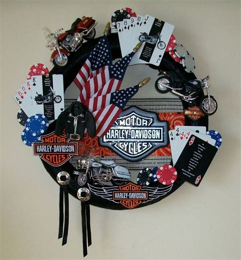 Biker Funeral Sticker by 17 Best Images About Diy Crafts Of Harley Memorabilia On
