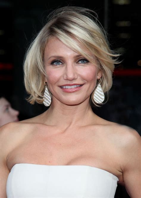hairstyles cameron diaz bob 17 fabulous cameron diaz hairstyles pretty designs