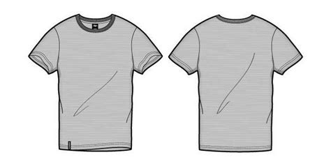 T Shirt Template Illustrator Template Ideas Illustrator Shirt Template