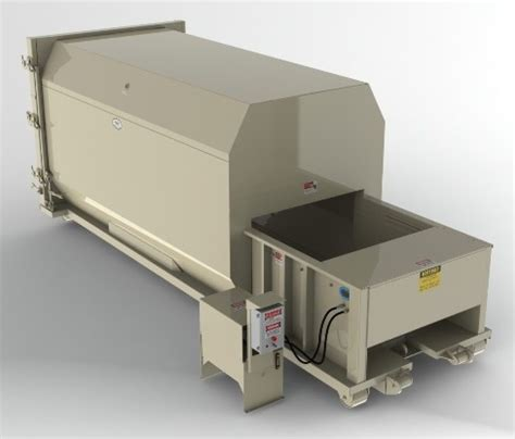 what is a trash compactor 15 yard self contained compactors