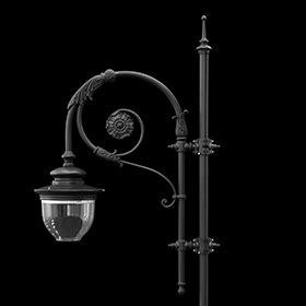 neri illuminazione illuminazione sistemi di illuminazione palo cima