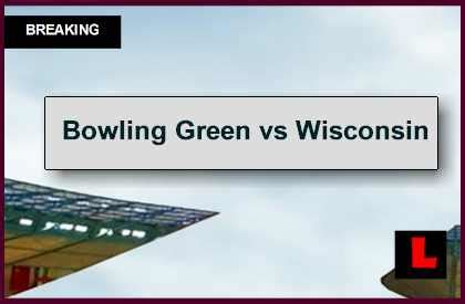 Bowling Green Mba Ranking by Bowling Green Vs Wisconsin 2014 Score Delivers Ncaa Ap Top