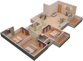3bkh house design 3 bhk house 3d joy studio design gallery best design