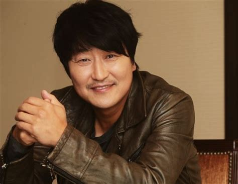 song kang ho song kang ho voted as quot most trusted actor when choosing a