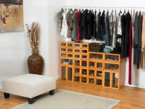 Shoe Closet Organization by 25 Shoe Organizer Ideas Decorating And Design Ideas For