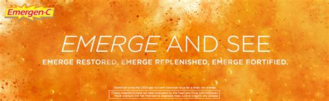 b immune energy drink emergen c vitamin c drink mix packets tangerine cvs