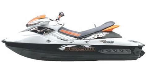 boat and jet ski values 2008 sea doo brp rxp x 255 price used value specs