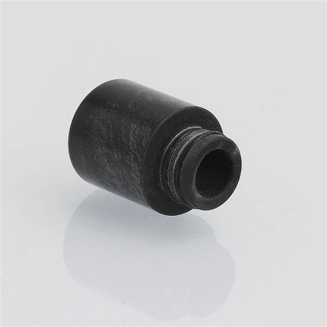 Backgammon Replacement 510 Universal Drip Tip replacement black resin 18mm 510 drip tip for rda rta sub ohm tank