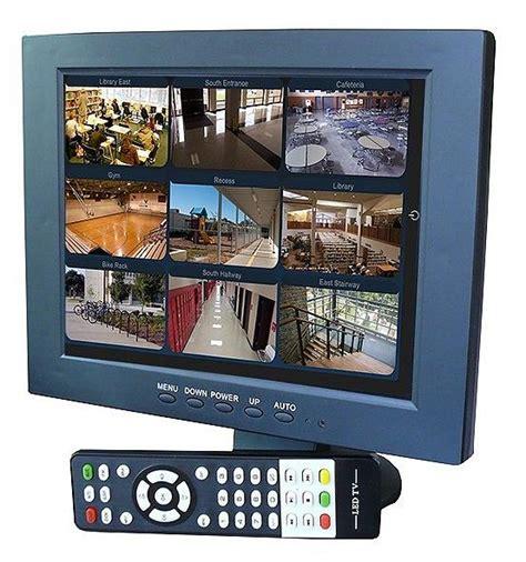 monitor con ingresso bnc monitor lcd 10 pollici ingresso vga hdmi