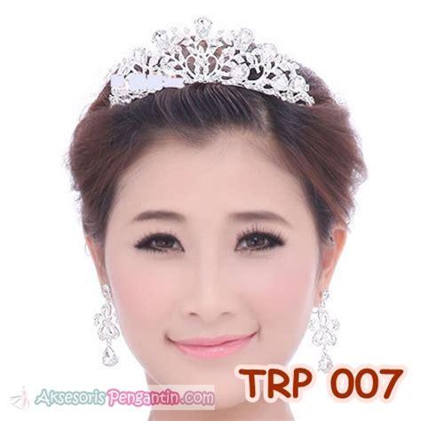 Mahkota Rambut Tiara Wedding Hiasan Rambut Pesta Pengantin Cc035 jual mahkota rambut pengantin trp 007a aksesoris pengantin