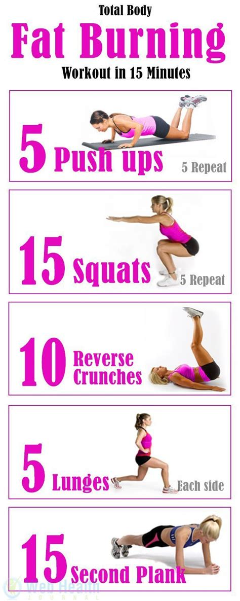 25 best ideas about burning workout on