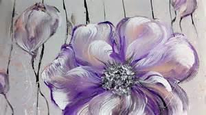 Blumen An Wand Malen 5202 by 100 Acrylmalerei Anf 228 Nger Motive Bilder Ideen