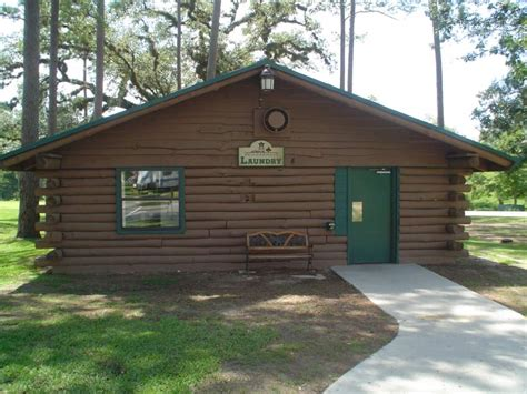 Silver Springs Cottage Resort by Laundry Cabin At Wilderness Rv Resorts At Silver Springs