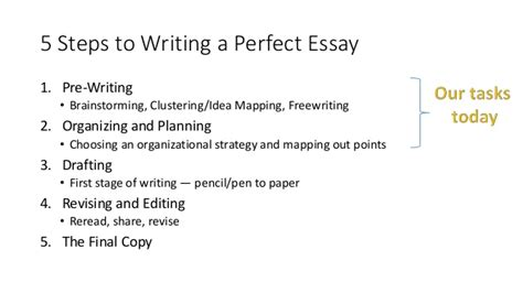 Steps To Write An Essay In by Steps For Writing An Informative Essay Six Steps For Writing An Essay In Elementary Middle