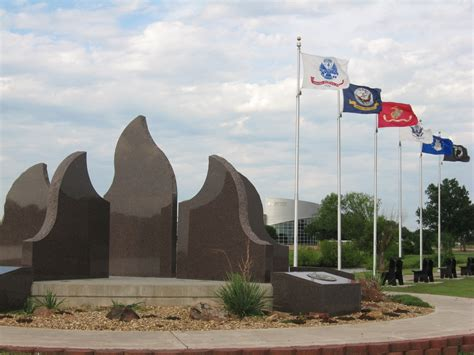 Stillwater Ok Post Office by Stillwater Ok Payne County Veterans Memorial At Boomer