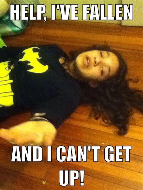 Help I Ve Fallen And I Cant Get Up Meme - help i ve fallen and i can t get up funny pinterest