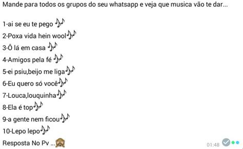 brincadeira para whatsapp brincadeira musical para whatsapp orkutudo com