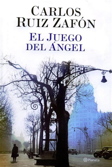 libro el juego del angel wikilibros2010 las luces de septiembre