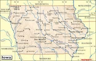 map us iowa on the v side september 2010