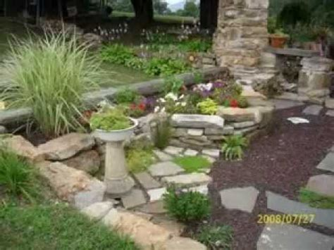 Small Rock Garden Ideas Youtube How To Make A Small Rock Garden