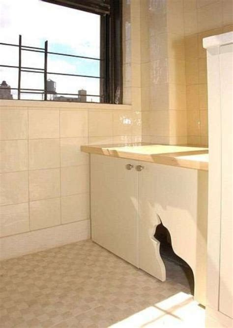 Kitchen Cabinet Pelmet by Top 10 Ingenious Ways To Hide Your Cat S Litter Box
