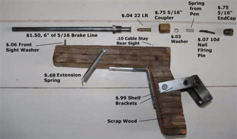 12 gun plans pin homemade zip gun plans 12jpg on pinterest