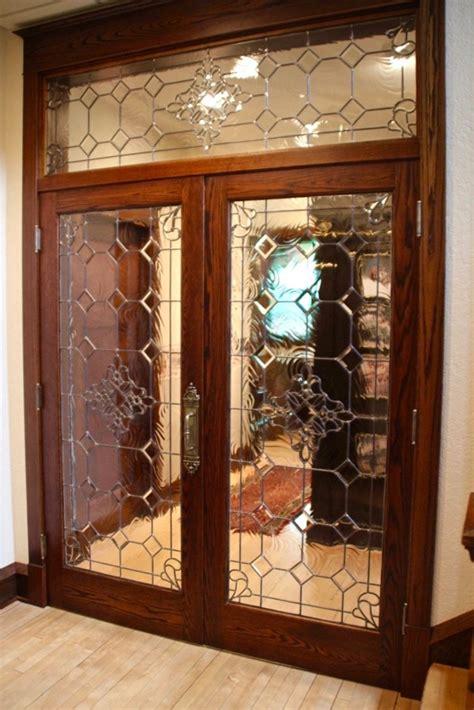 Beautiful Bevels Leaded Glass Door Inserts Sans Soucie Leaded Glass Door Inserts