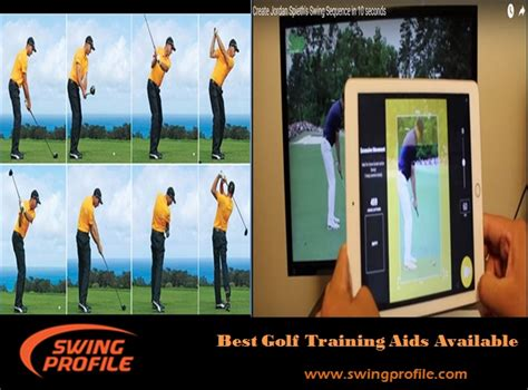 golf swing trainer app golf training aid from swing profile is available as a