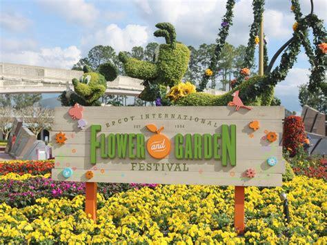 Disney Flower And Garden Festival Epcot International Flower And Garden Festival Disney World Simply Sinova