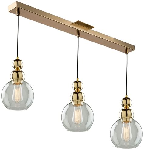 Pendants For Kitchen Island by Artcraft Ja14012gd Etobicoke Contemporary Gold Multi