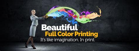 color printing color printing and promos splash designworks