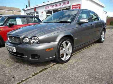 auto manual repair 2008 jaguar x type windshield wipe control jaguar x type se 2008 diesel manual in grey car for sale