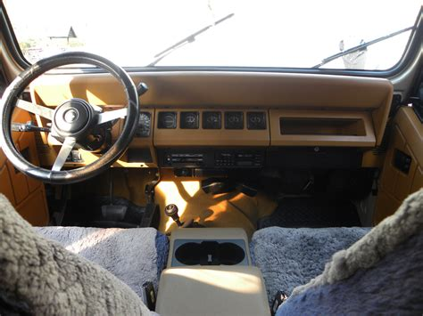 95 Jeep Interior by 1995 Jeep Wrangler Interior Pictures Cargurus