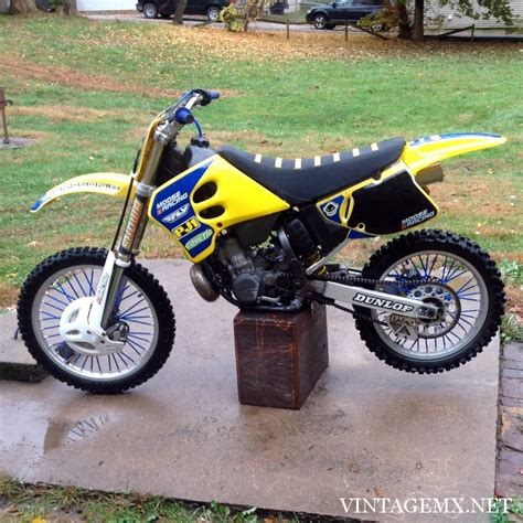 suzuki motocross gear vintage motocross bikes parts apparel gear for sale