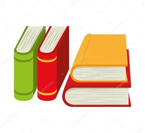 inicio libros de dibujos animados vector de stock dibujos animados de pelo libros escuela dise 241 o vector de
