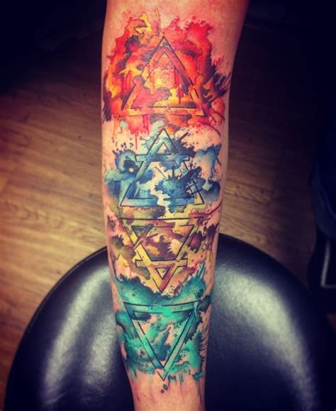water element tattoo designs best 25 four elements ideas on water