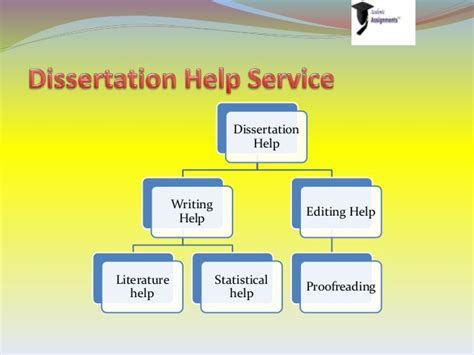 dissertation assistance dissertation thesis writing service help