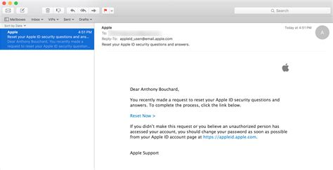 apple email how to reset your apple id security questions and answers