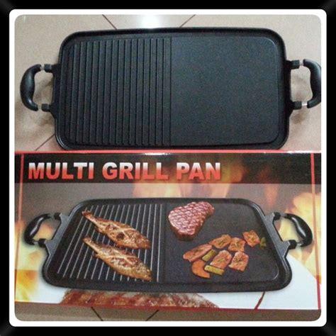 Jual Panggangan Barbeque Murah alat bakar panggangan tanpa arang grill pan multy
