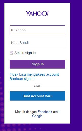 cara membuat nama email yahoo sesuai keinginan cara membuat email yahoo baru dengan cepat mudah daftar