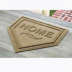 welcome mat for baseball season home