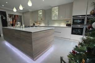 Kitchen Floating Island by Floating Kitchen Island Design