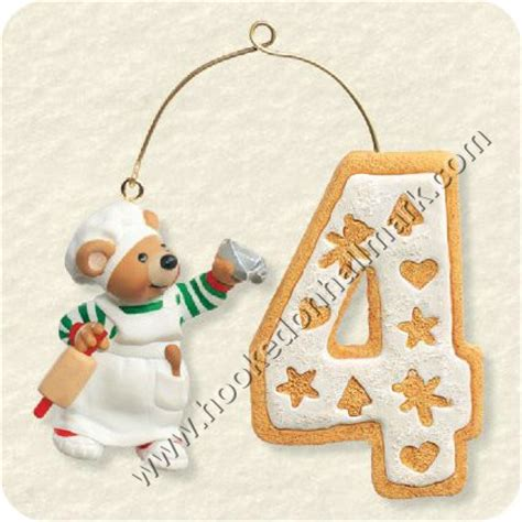 2008 my fourth christmas hallmark ornament at hooked on