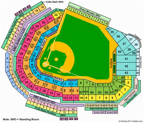 fenway seat chart fenway park seating chart autos post