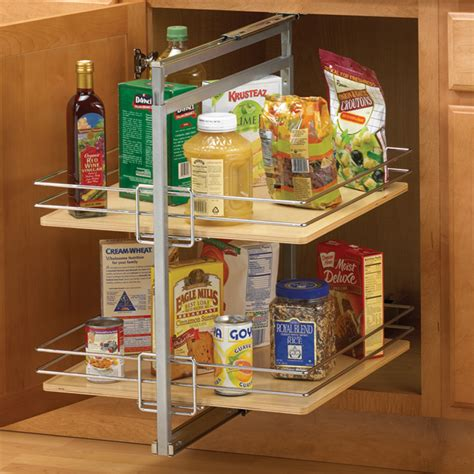 Kitchen Pantry Systems 28 Images Center Mount Pantry | center mount pantry roll out system nickel in pull out