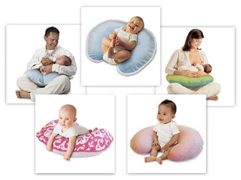 boppy nursing pillow and slipcover toys