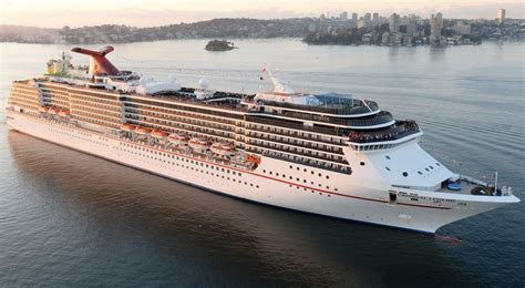 Carnival Legend   Itinerary Schedule, Current Position