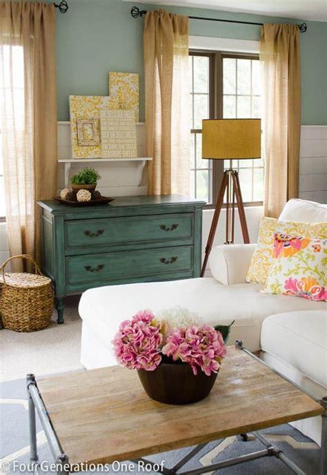 gordijnen mooi wit krijgen keukentips kleur je keuken lekker zomers wooninspiratie