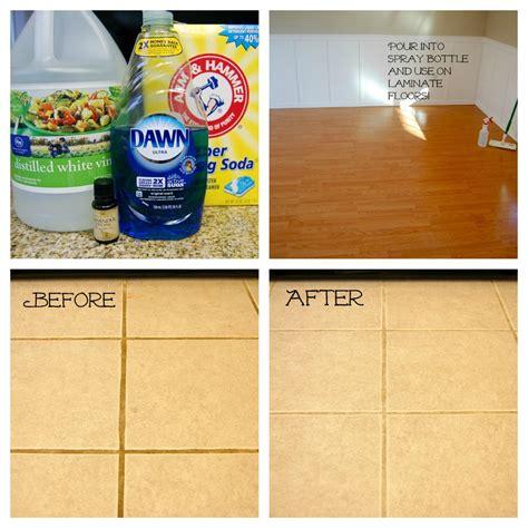 Diy Floor Cleaner Vinegar by The Jones Way Diy Household Cleaners