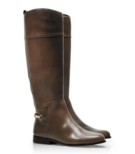 burch boots burch jess boot in brown lyst